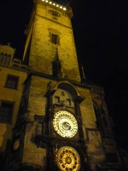 The Clock Tower.